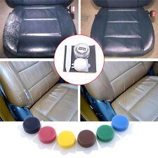 Leather Repair Kit Fix Holes Car Boat Bike Seat Home Furniture Sofa Tool