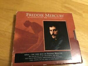 Freddie Mercury solo three CDs Mr bad guy Barcelona bonus tracks