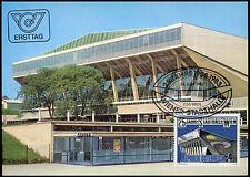 Austria 1983 Vienna City Hall Maximum Card  #C21505