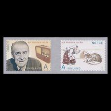 Norway 2014 - 100th Anniversary of the Birth of Alf Prøysen Art - MNH