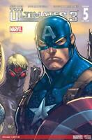°THE ULTIMATES 3 #5 von 5 WHO KILLS SCARLET WHICH?° US Marvel 2008 Cover A
