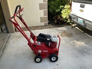 Classen TA18H Lawn Aerator Yard Commercial Grass Soil Aeration Dethatched Honda