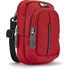 Case Logic DCB-302 Compact Camera Case (Red) New