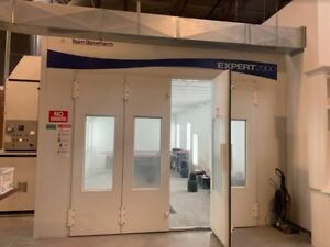 Blowtherm Expert 2000 paint booth