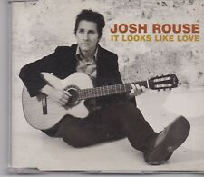 Josh Rouse-It Looks Like love promo cd single