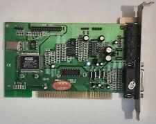 Pine PT230X-3 ISA Soundkarte (ESS ES1868, 1996)