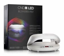 CND LED LIGHT LAMP Professional Shellac Nail Dryer 3C Technology UV On sale !