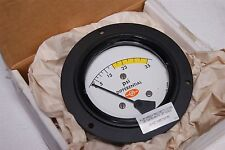0-35Psi Differential Dial Gage # 13222E5329-4 for Wpes-1 -2 -3 Water Purifier