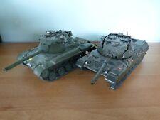 Dragon/Italeri/Tamiya/Revell Bundeswehr M60 + Leopard 1A3 1:35 gebaut