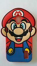 Is- Phonecaseonline Cover Silicone Mario for Huawei Ascend Y625