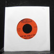 "Dale & Grace - Stop And Think It Over / Bad Luck 7"" VG+ MX-923 Vinyl 45"