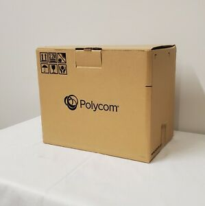 Polycom RealPresence Group 500 with EagleEyeIV-12x Camera, Mic, Remote, Cables