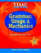 Exploring Writing: Grammar, Usage, and Mechanics : Level 6 (2005, Other, Studen…