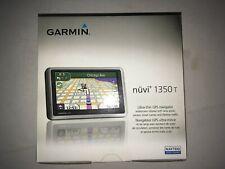 Garmin Nuvi 1350T GPS w/Traffic Alerts & Accessories In Original Box SHIPS FAST!