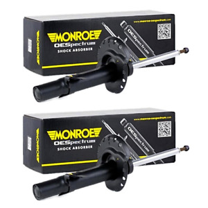 FOR  KIA RIO SALOON (DC) 1.5 16V 2000>2005 PAIR OF FRONT GAS SHOCK ABSORBERS