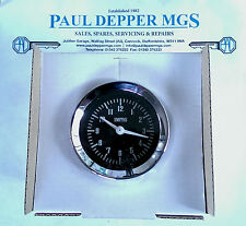 MG MGA Smiths Style Analogue Time Clock (Electrical) (52mm) (GAE128X)