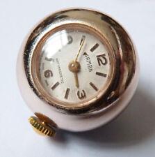 Pendentif montre boule mécanique watch SAMBA Swiss made pendant ancien