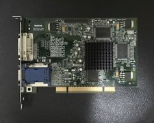 Matrox Millennium G450 32MB 64-bit DDR PCI Video Card #7003-0301 Rev.A *DVI+VGA