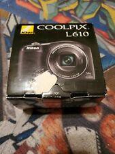 Nikon coolpix l610 16 Megapixel camera