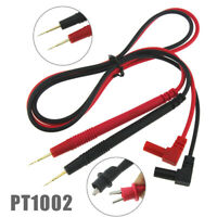 4Pcs 10A Probe Test Lead+ Alligator Clip Wire For Agilent Fluke Ideal Multimeter