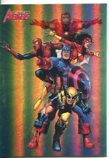 The Complete Avengers Earths Mightiest Heroes Chase Card MH13