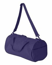 "Liberty Bags Recycled Small Duffel Gym Bag 8805 Size: 18"" x 10"" x 10"""