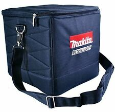 Genuine Makita Black Canvas Carry Case Cube Tool Bag 25 x 25 x 25cm 831373-8
