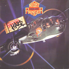 NIGHT RANGER Seven Wishes GER Press MCA 252 229 1985 LP