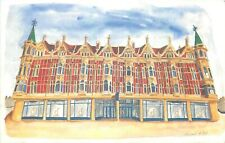 Dillons the bookstore London postcard