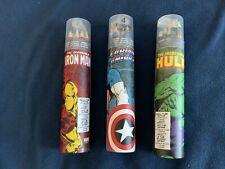 Marvel Comics Retro Colouring Pencil Tube Set - Hulk