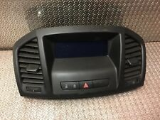 Vauxhall Opel Insignia display screen with air vents 12844841G