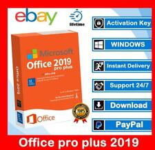 🚚MS™Office™✔️2019 PROFESSIONAL🚚PLUS✔️Micro soft™Office✔️Fast delivery✔️FOR PC