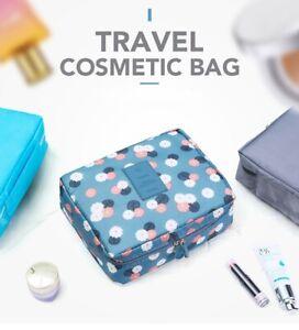Outdoor Girl Makeup Bag Women Cosmetic Bag Women Toiletries Organizer Waterproof