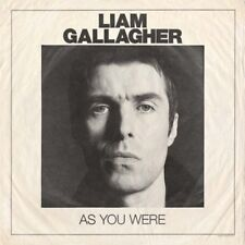 LIAM GALLAGHER AS YOU WERE DELUXE CD (Released On 6th October 2017)