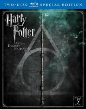 HARRY POTTER AND THE DEATHLY HALLOWS - PART 2: 2 DISC SPECIAL EDITION BLU-RAY
