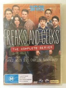 FREAKS AND GEEKS - The Complete Series (6DVD SET) New & Sealed.