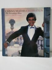 Johnny Mathis - Celebration - The Anniversary Album - 20 Songs - CBS 10028 (LP21