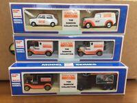LLEDO LP Promo 2-piece sets SANDVIK LP6 LP44 LP58 LP72 Mini Ford Scammell Morris