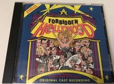 Forbidden Hollywood: Original Cast Recording (CD) Like New