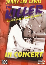 Jerry Lee Lewis: The Killer in Concert DVD (2009) Jerry Lee Lewis ***NEW***