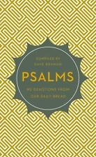 Psalms 90 Devotions from Our Daily Bread by Dave Brannon (2016, Paperback)