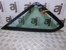 LAND ROVER FREELANDER 2.0 2006 PASSENGER SIDE REAR QUARTER GLASS