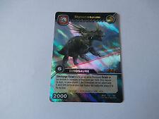 Carte Dinosaur King Styracosaure Edition de Base !!!