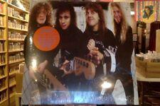 """Metallica The $5.98 EP 12"""" sealed 180 gm orange colored vinyl reissue"""
