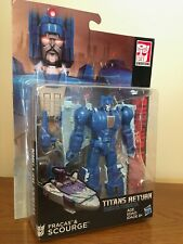 Transformers Titans Return (Deluxe) Scourge - Mint In Sealed Package