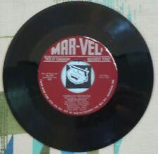 Bob Burton 45 Tired of Rocking Mar-Vel Rockabilly Repro M-