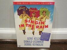 Singin in the Rain (2 Dvd Set, 2002, Special Edition) Gene Kelly Sealed