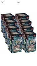 YUGIOH DRAGONS OF LEGENDS: THE COMPLETE SERIES DISPLAY 1ST EDITION