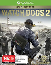 Watch Dogs 2 Gold Edition Xbox One Game NEW