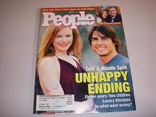 PEOPLE Magazine, February 19, 2001, TOM CRUISE, NICOLE KIDMAN, CARRIE FISHER!